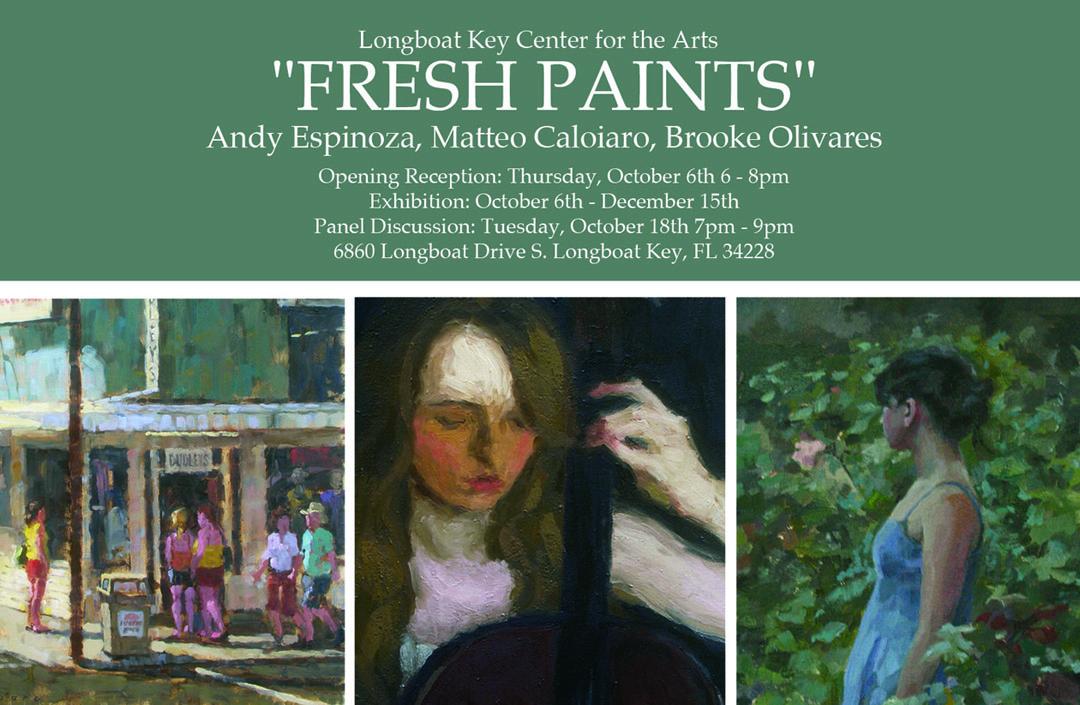 Fresh Paints – Group Exhibition