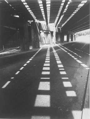 BETWEEN LIGHT AND SHADOWS: THE PHOTOGRAPHY OF BERENICE ABBOTT AND LARRY SILVER