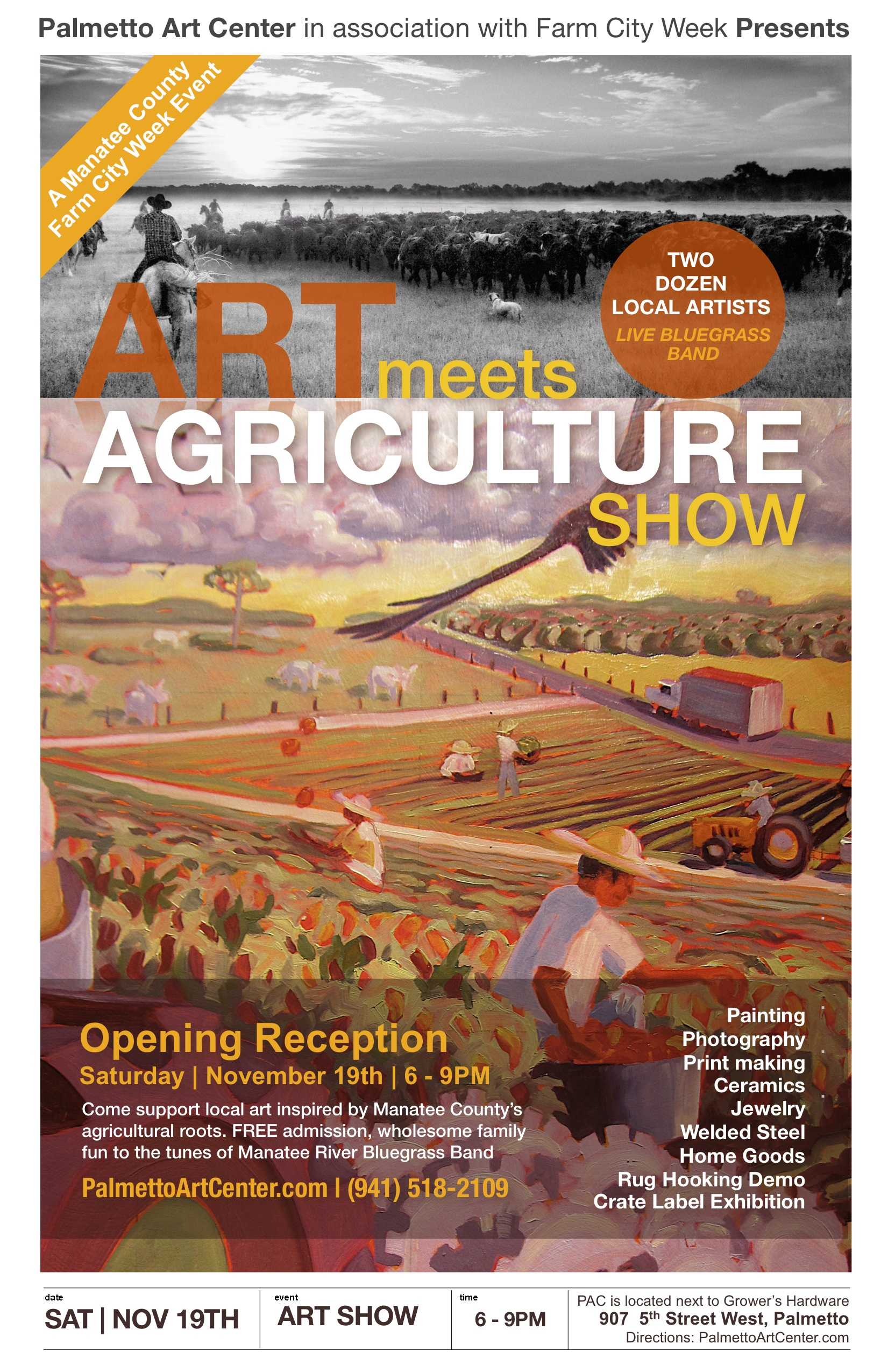 Art Meets Agriculture – Farm City Week