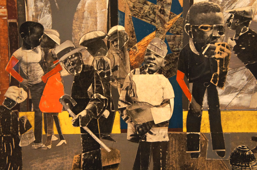 Todd Smith on Romare Bearden: Southern Recollections
