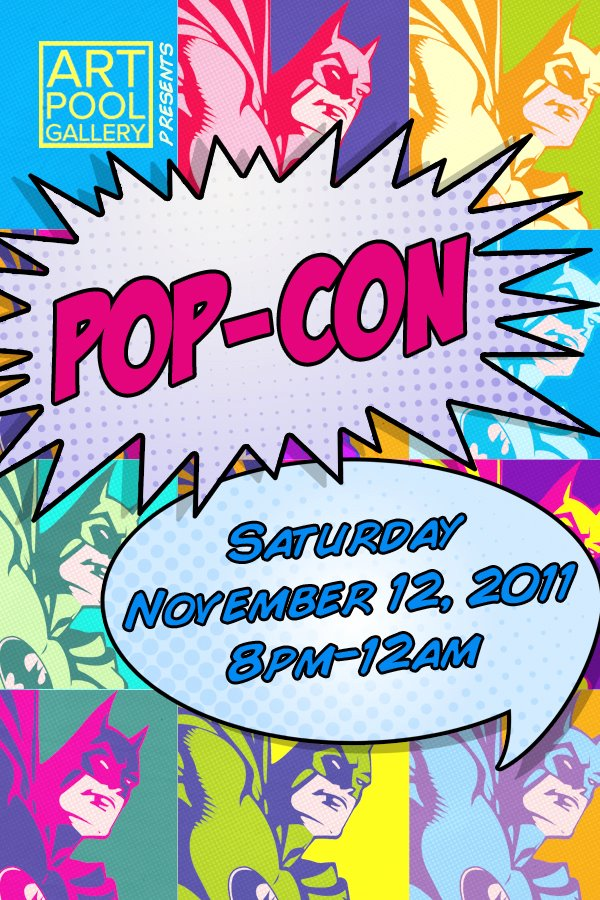 POP-CON – Art, Fashion and Body Art