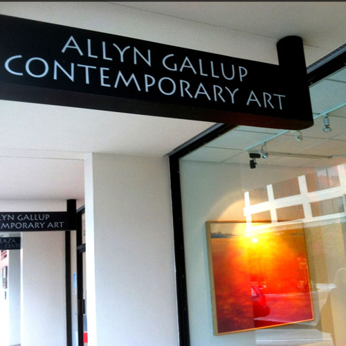 Featured Gallery: Allyn Gallup Contemporary Art