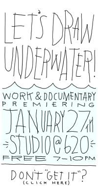 Hunter Payne – Let's Draw Underwater!