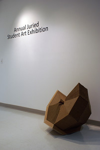 2012 New College Juried Student Art Exhibition