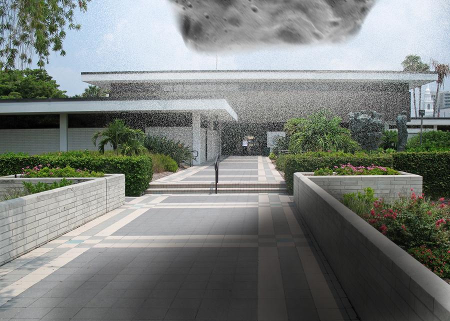 asteroid city hall