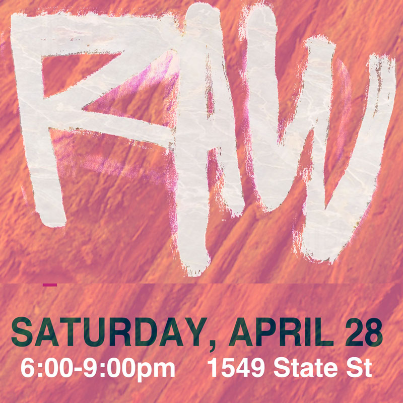 RAW – Junior Fine Arts Exhibition