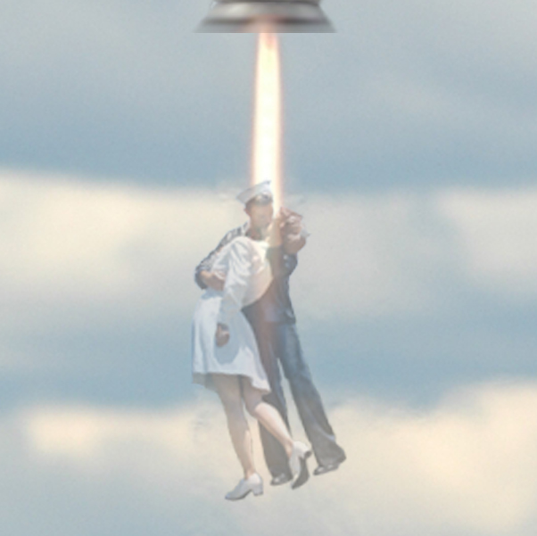 Unconditional Surrender Abducted by Extraterrestrials