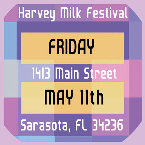 The Equality Gallery – Harvey Milk Festival