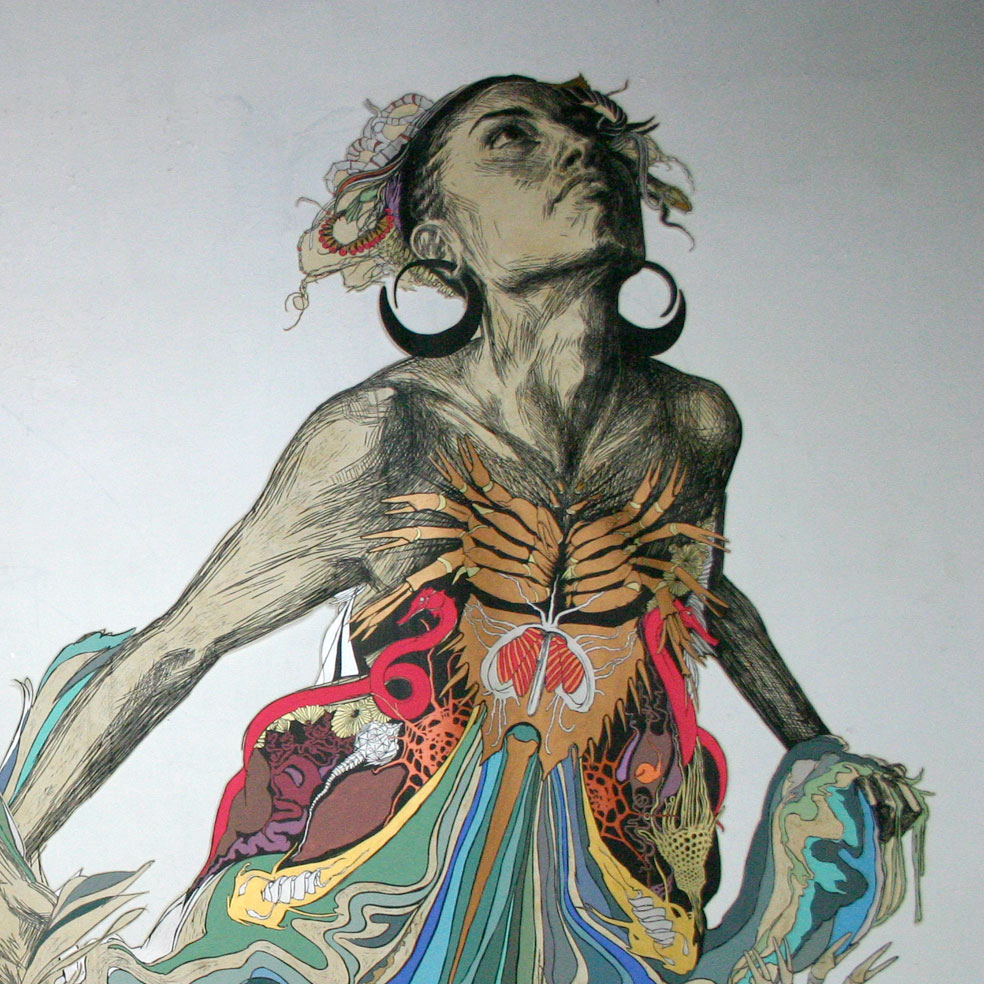 "SCF Fine Art Gallery to Feature ""Petrichor"" by Swoon"