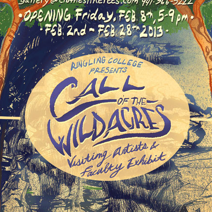 CALL OF THE WILDACRES: Visiting Artists and Faculty Exhibit