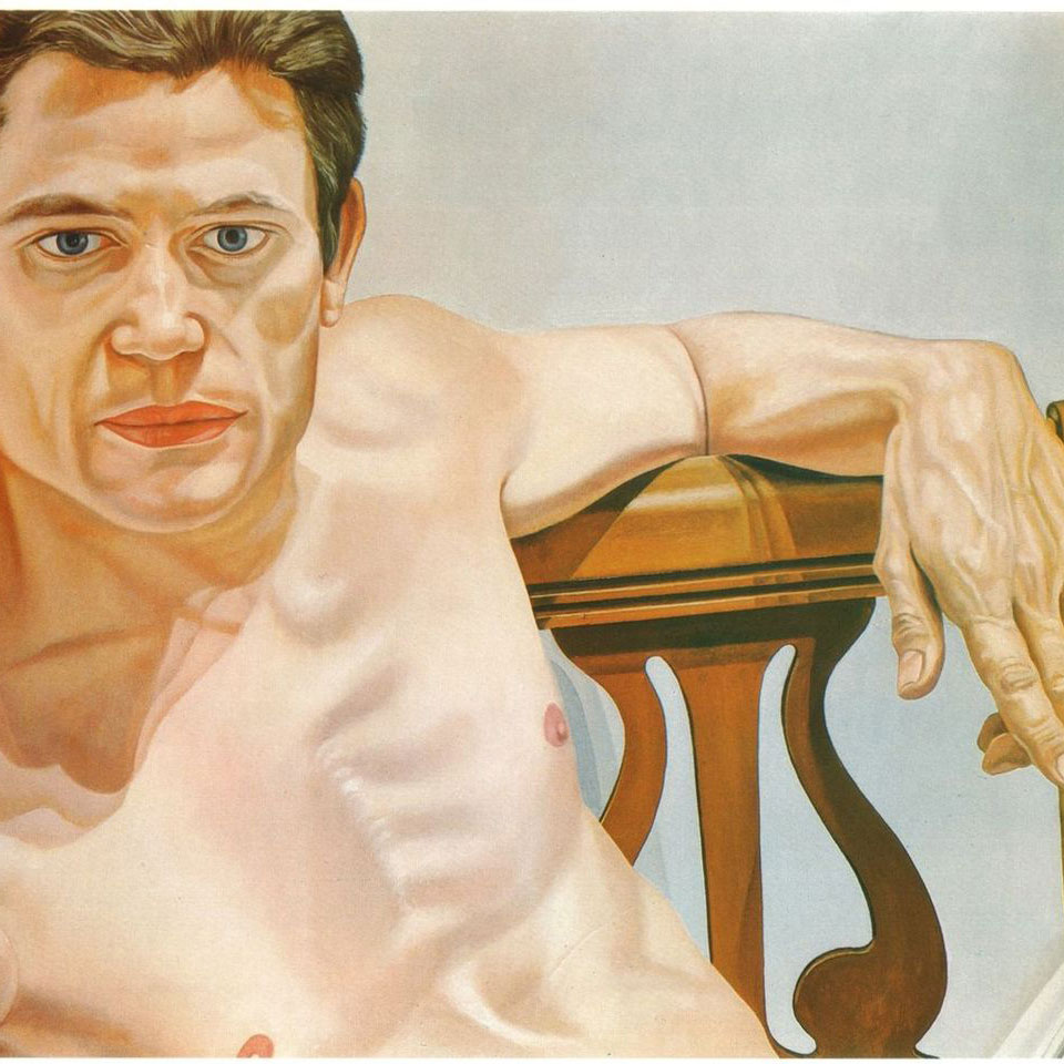 People, Places, Things – Philip Pearlstein Retrospective