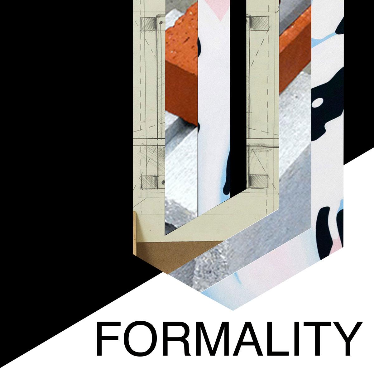 """Formality""  an exhibition by artists Cody Berringer, Diana Lueken, Anna Paul [FA-2013]"