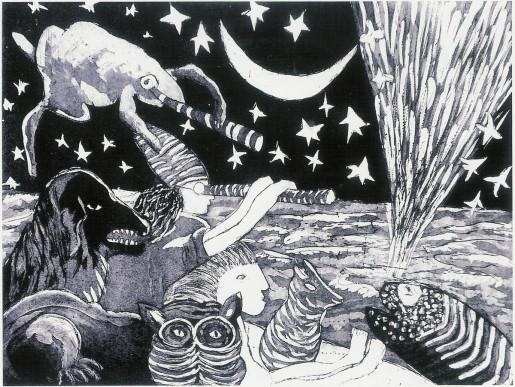Noir et Blanc, Florence Putterman