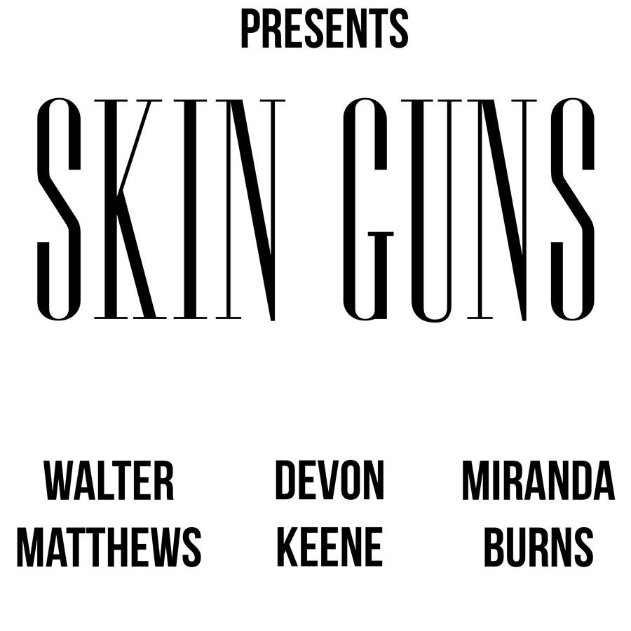 The Black Rebel Mayhem Club Tampa Charter Presents Skin Guns