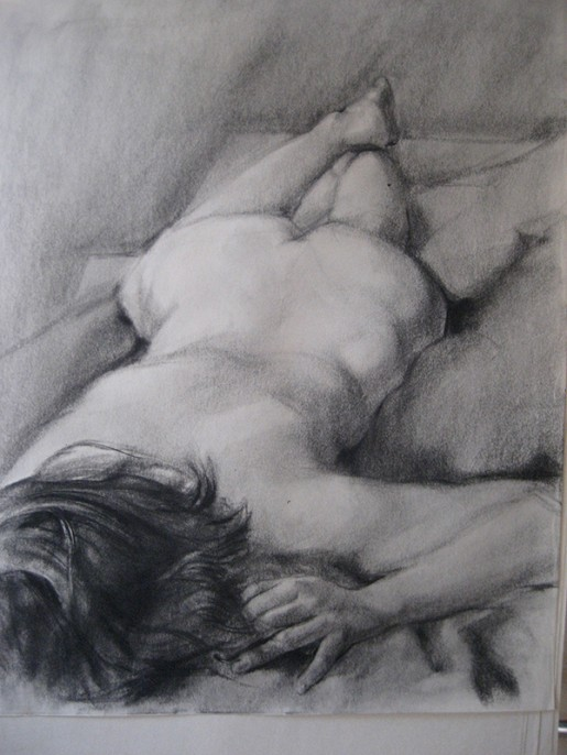 Figure Study, Bill Jerdon