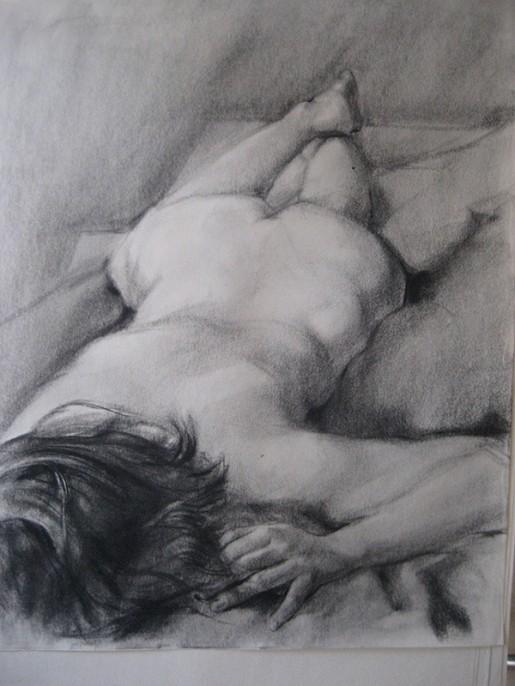 Figure Study, Bill Jerdon