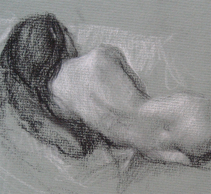 Long Pose Life Drawing Sessions