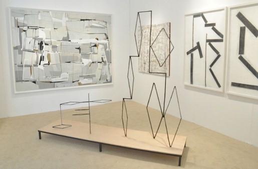 Mindy Solomon Gallery // Art Southampton Booth // 2013