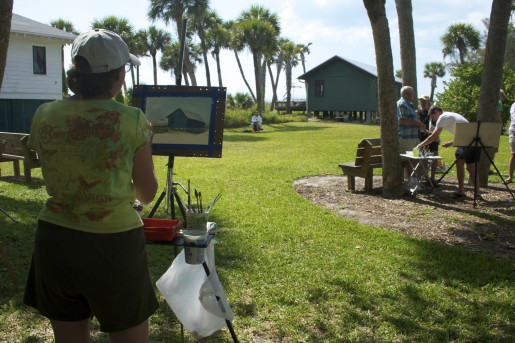 PLEIN AIR FEST AT HERMITAGE ARTIST RETREAT