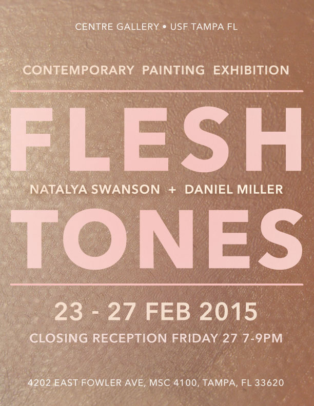 Flesh Tones: A Contemporary Painting Exhibition