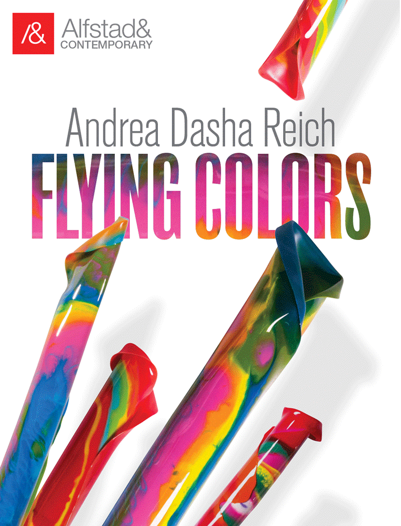 Andrea Dasha Reich: Flying Colors
