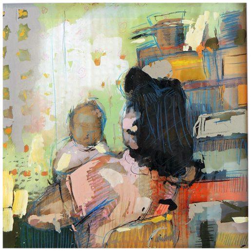 Tim Jaeger Painting
