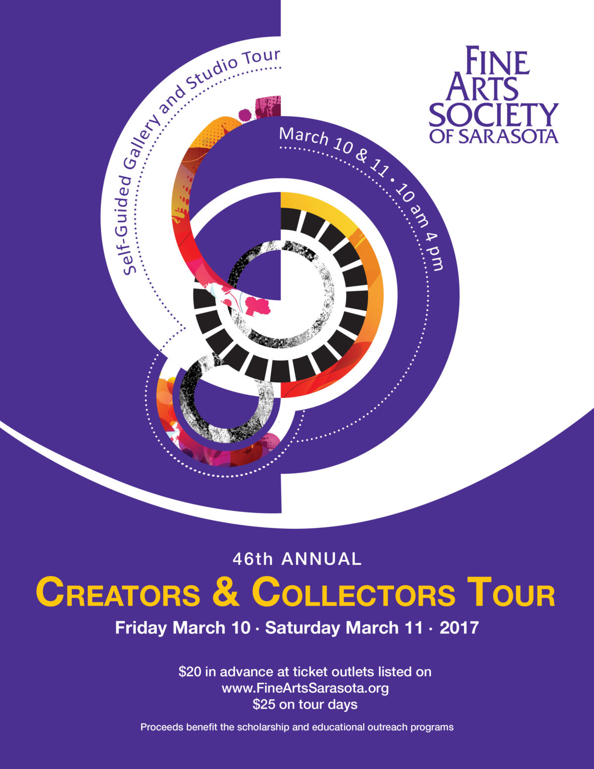 FAS 46th Annual Creators & Collectors Tour
