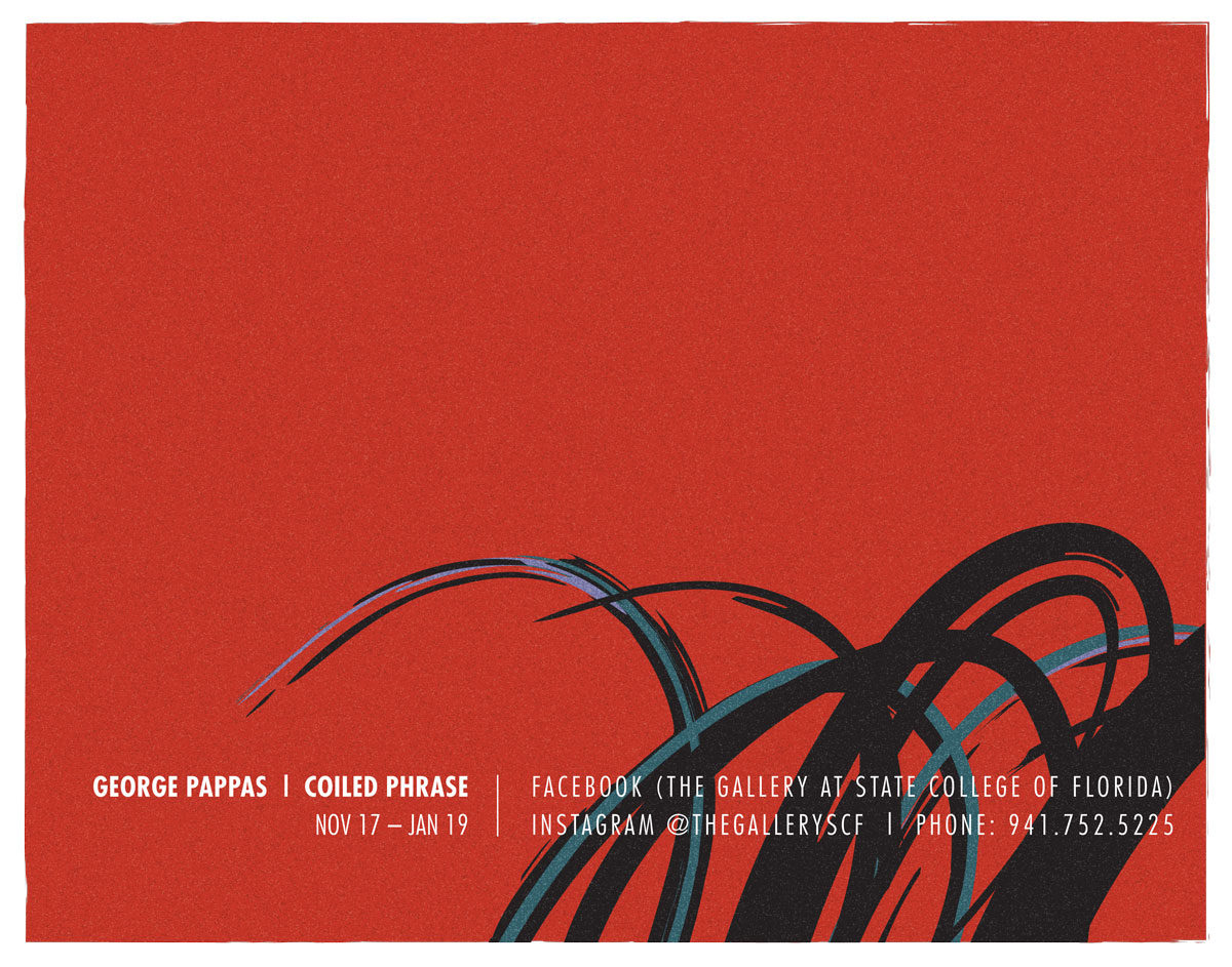 George Pappas @ SCF Gallery