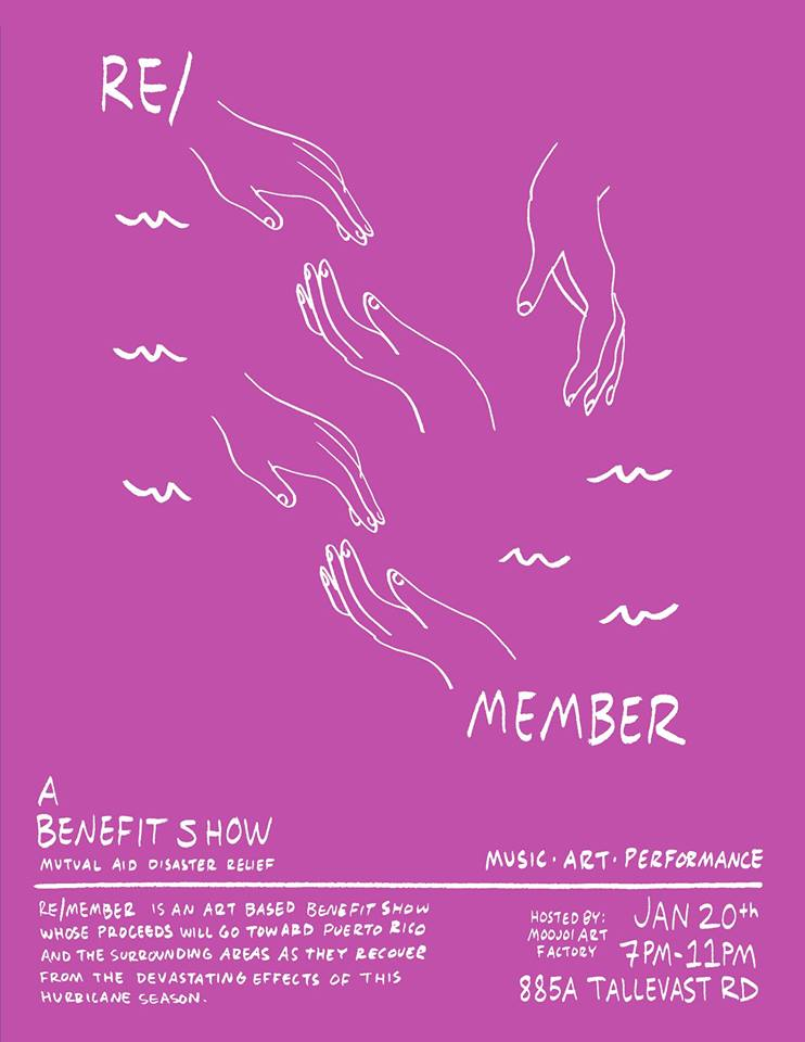 Re/Member A Benefit Show