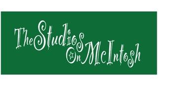 Studios on McIntosh logo