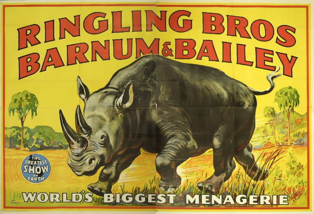 Ringling Poster