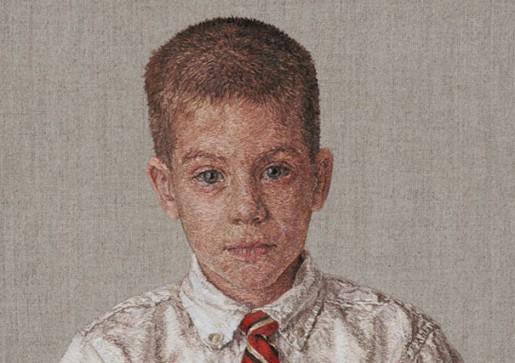 Cayce Zavaglia, hand embroidery