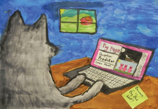 Embracing Our Differences, BEST IN SHOW, CYBER BULLYING BY STEVEN-STAUB, BOBBY ALVAREZ GENNADITY KAZIMIROV, NORTH-PORT