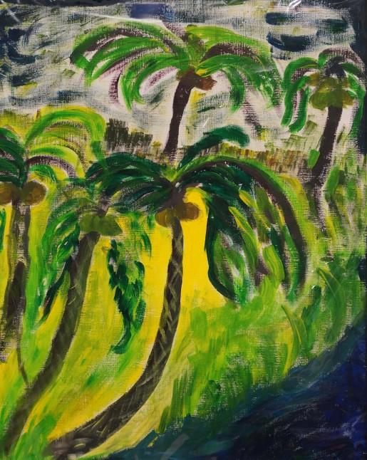 Leon Middleton, Sarasota Artist