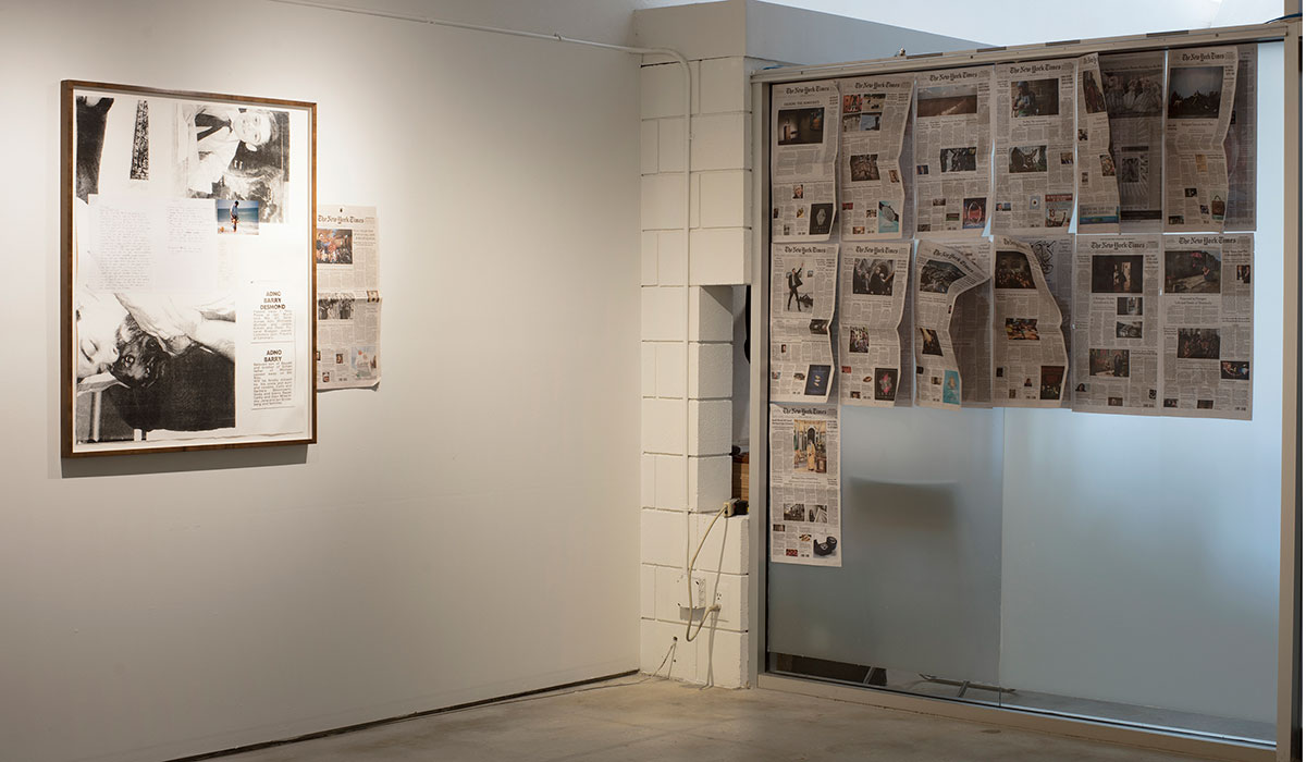 Long-Form Journalism in Contemporary Art 1