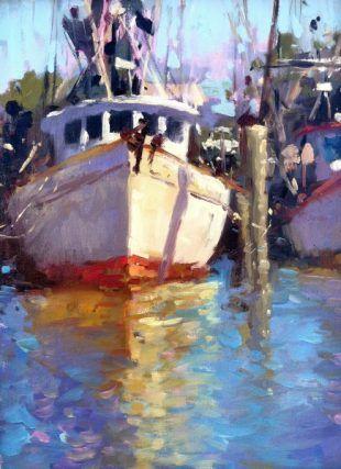 Katie Dobson Cundiff - Modern Impressionist Painter