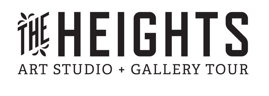 Heights Art Studio + Gallery Tour