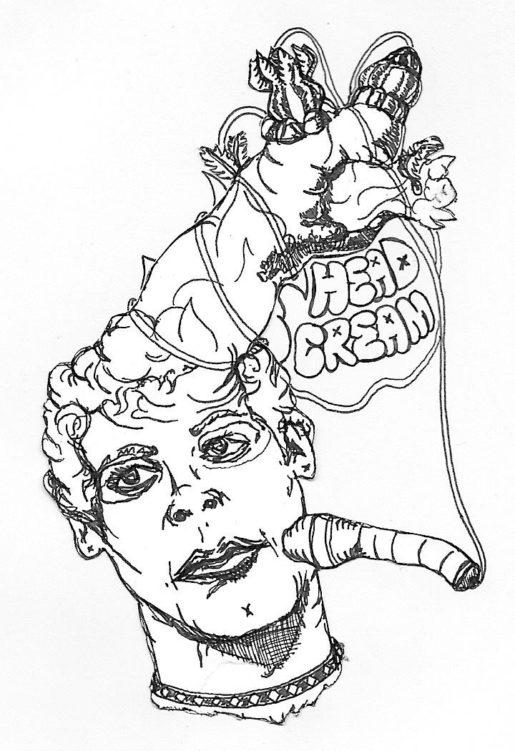 Head Cream: Neil Bender